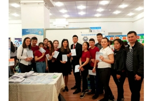 Exhibition of universities and colleges specialties