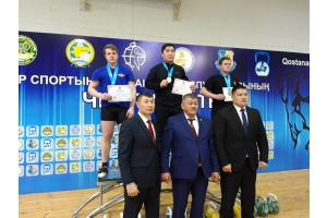 Championship of the Republic of Kazakhstan on the Nordic combined of weightlifting